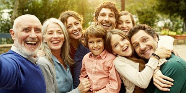 Cortar laços com membros da nossa família