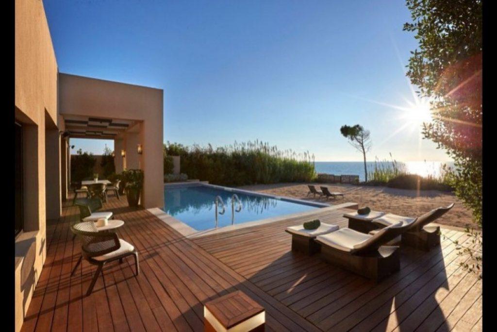férias em Resort de luxo na Grécia