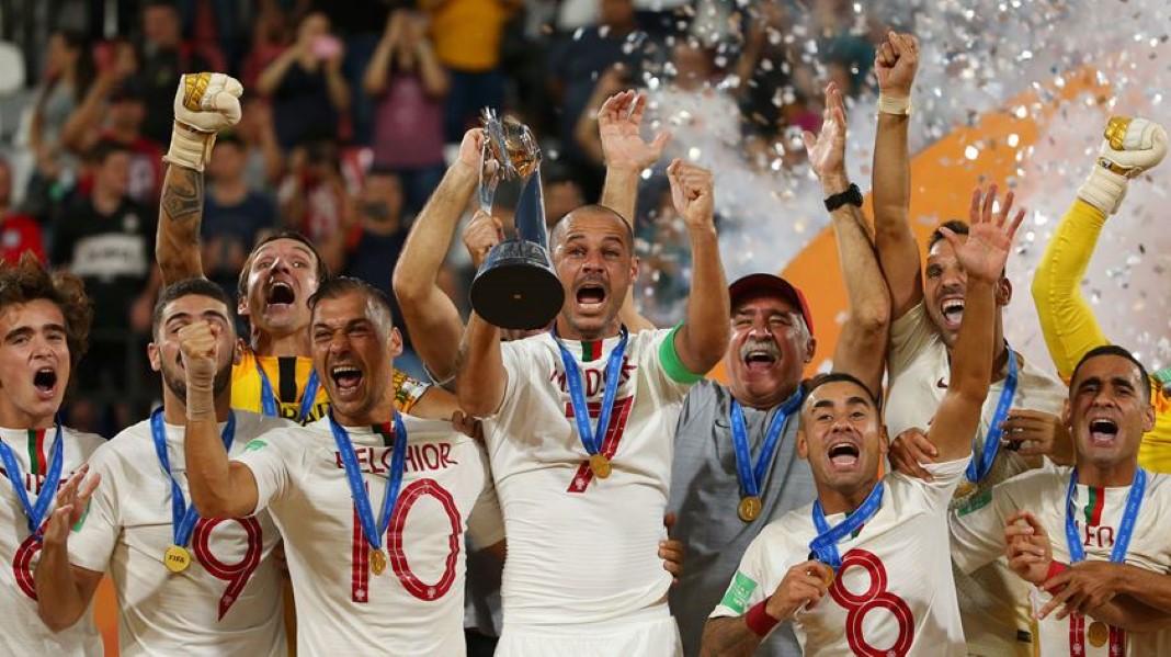 campeonato do mundo de futebol de praia