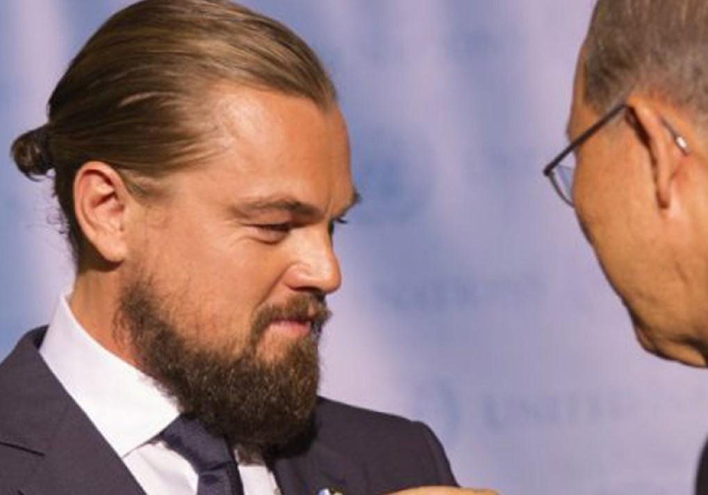 DiCaprio doa €10 milhões