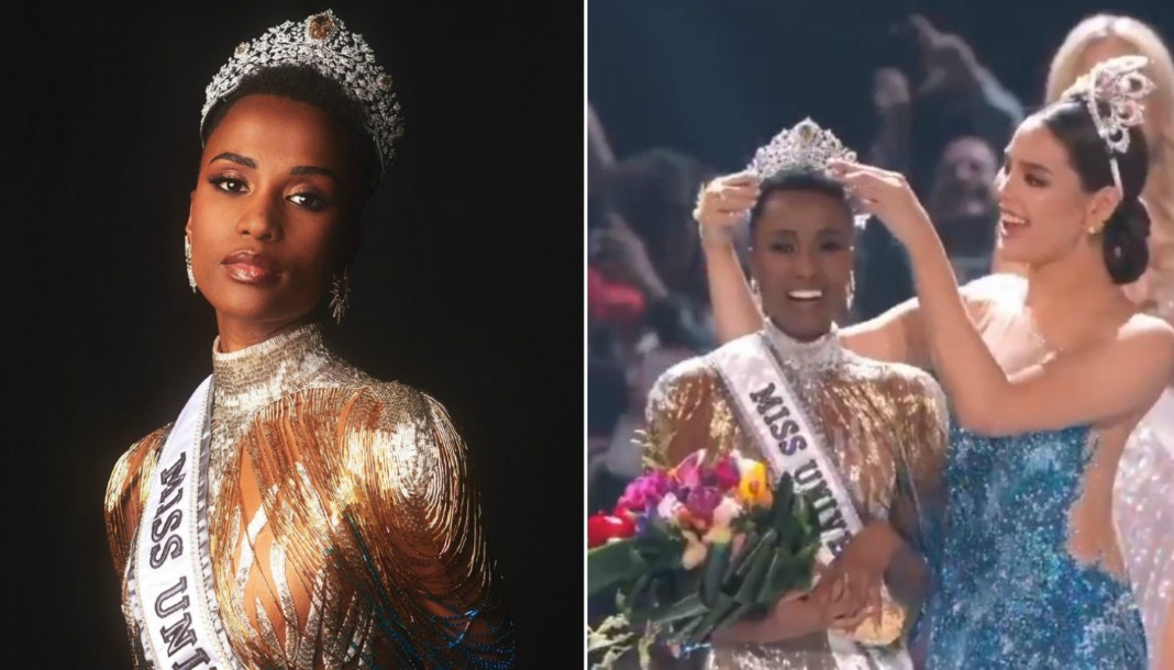 Miss África do Sul vence o Miss Universo