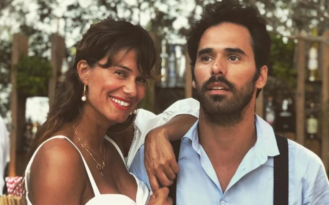 Namorado de Cláudia Vieira encantado