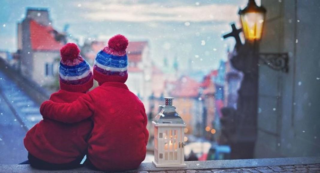 Não adianta só te importares no Natal