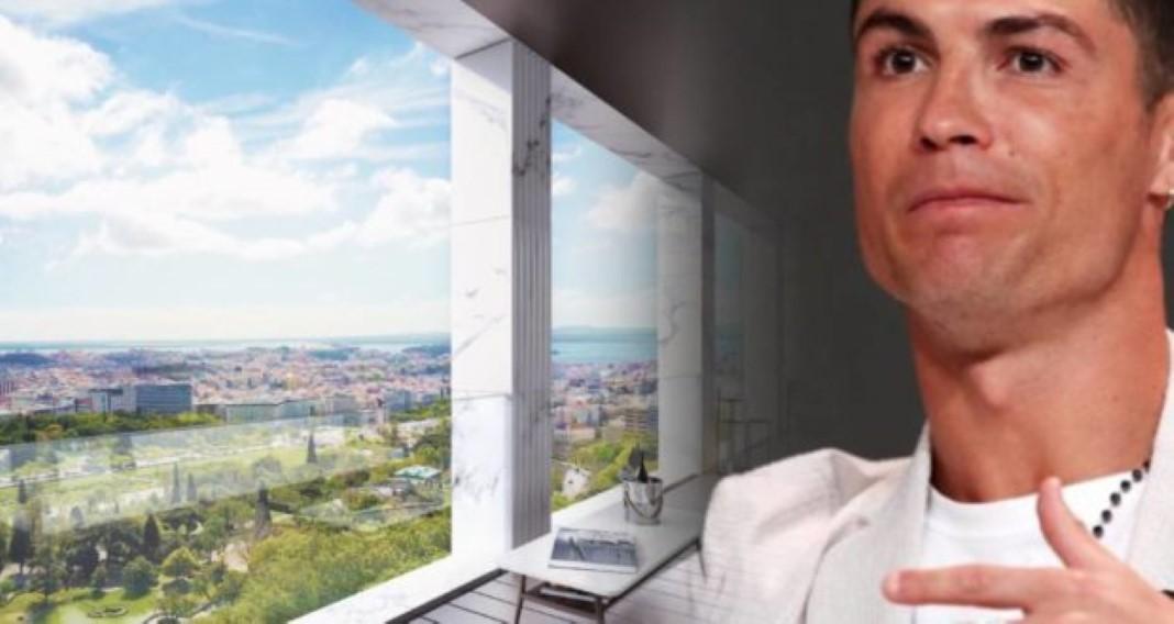 Cristiano Ronaldo compra 'penthouse'
