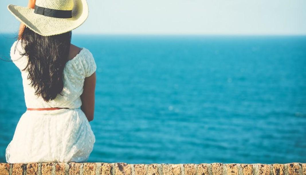 Olhar o mar não é só relaxante