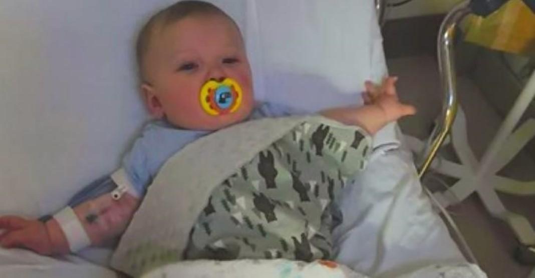 bebé de 7 meses testou positivo ao coronavírus
