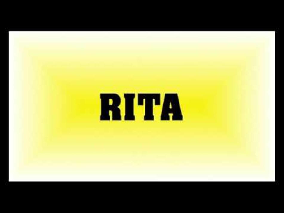 Rita na tua vida