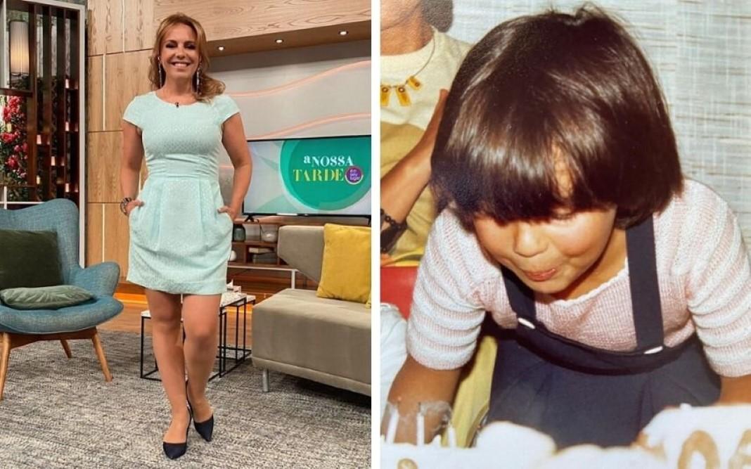 Tânia Ribas de Oliveira completa 44 anos