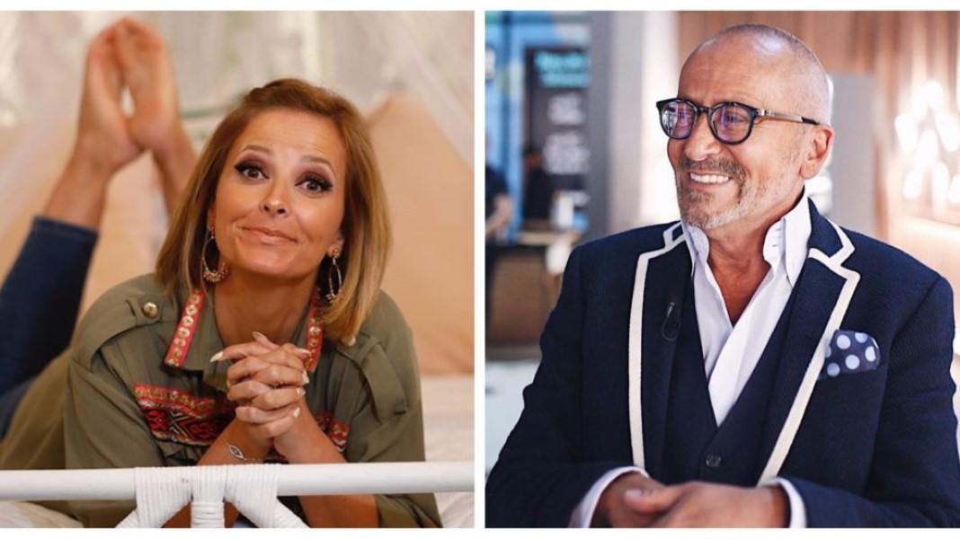 Cristina e Goucha deverão estar juntos