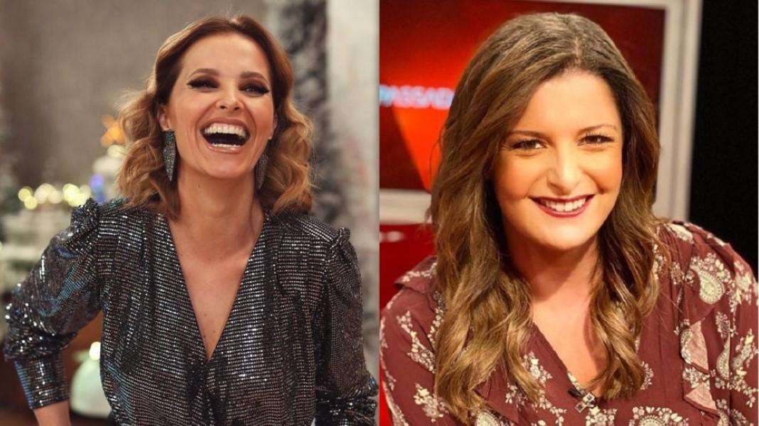 Cristina Ferreira conversou com Maria Botelho Moniz