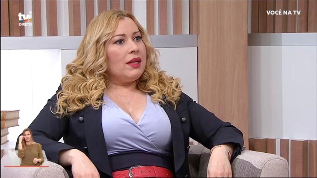 Cristina Ferreira voltou à TVI