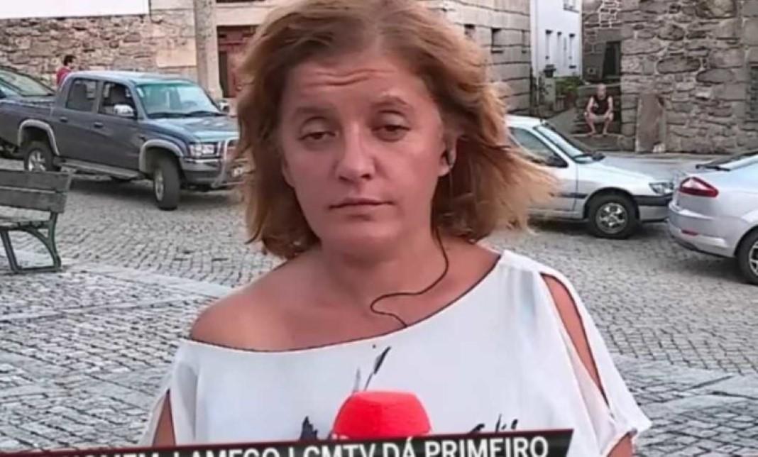 Tânia Laranjo afastada da CMTV.