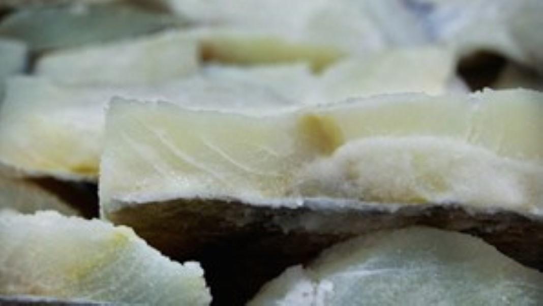Coronavírus encontrado em embalagens de bacalhau