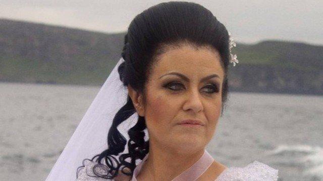 Mulher que casou com fantasma