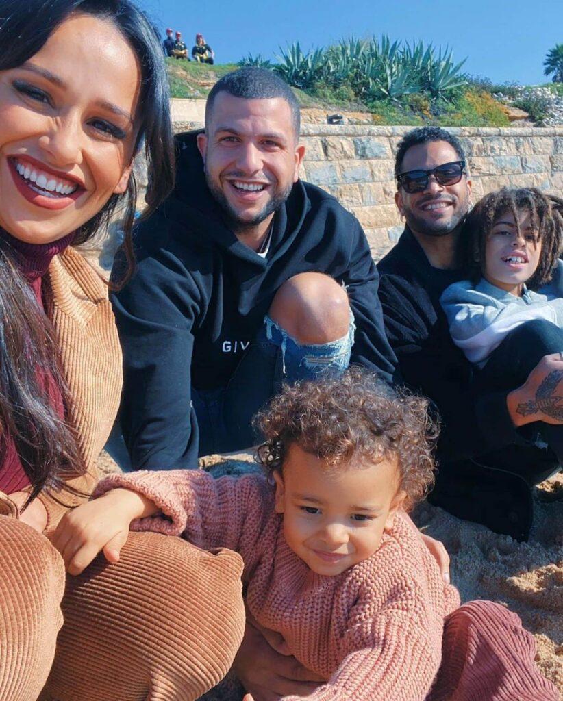 segundo aniversário do filho de Rita Pereira