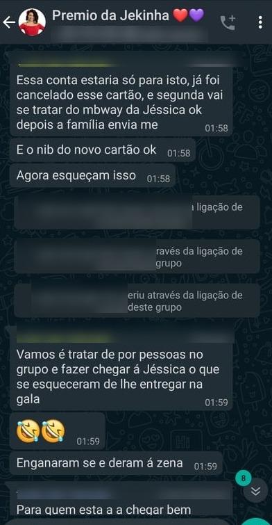 Fãs de Jéssica de Fernandes