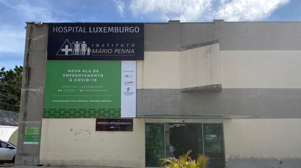 Luxemburgo disponibiliza-se para receber pacientes