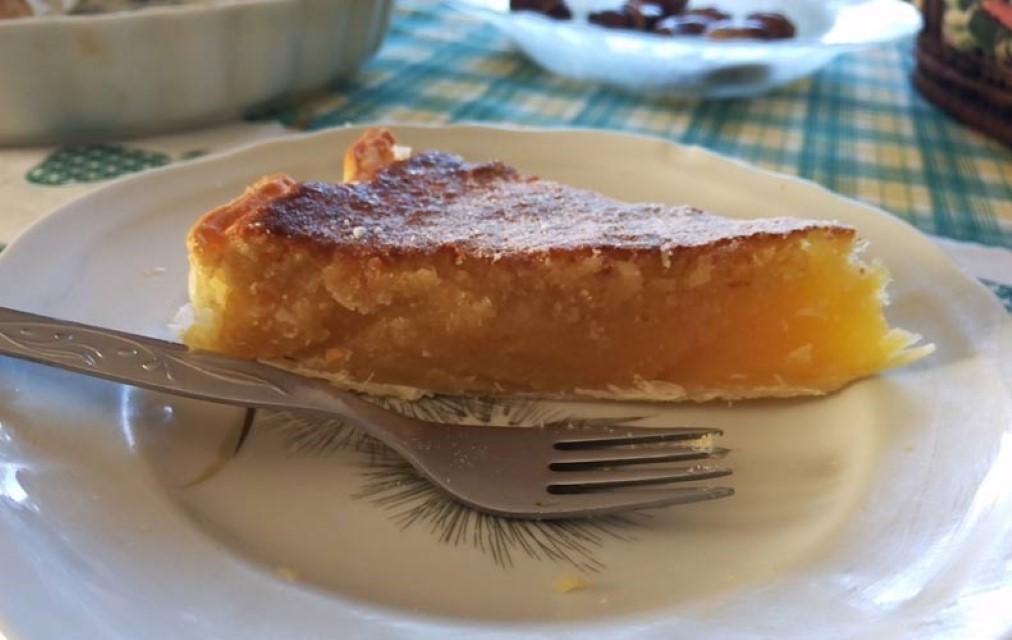 Deliciosa Tarte de Feijão