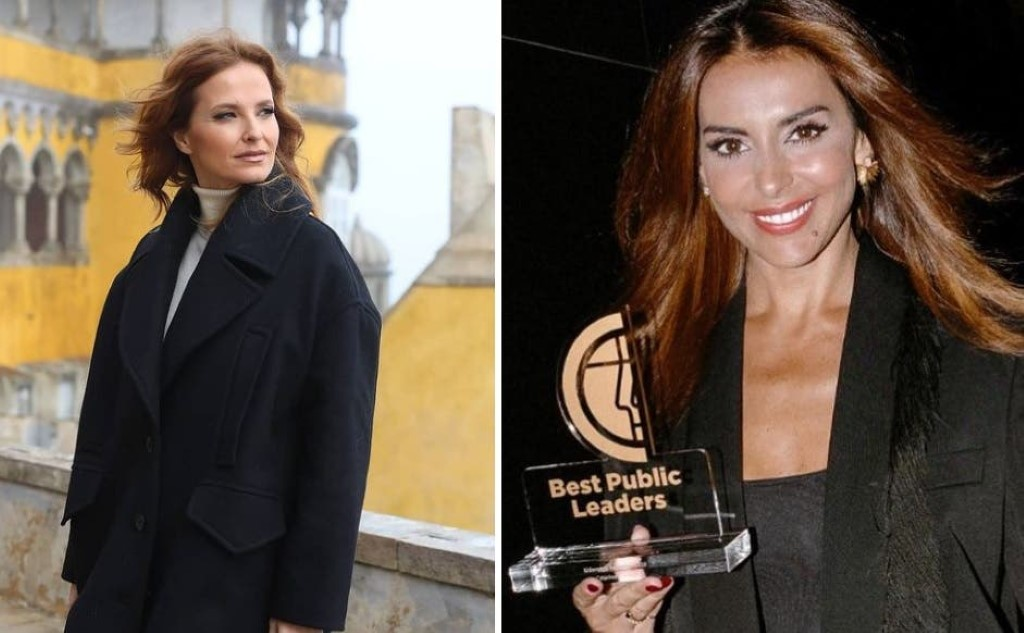 Catarina Furtado foi vencedora
