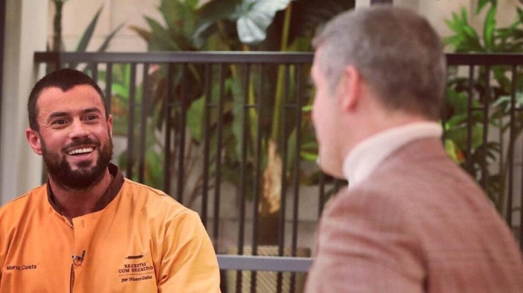 """Marco Costa visitou a 'Casa Feliz' e fãs querem mais: """"Que seja a primeira de muitas"""". O programa 'Casa Feliz', da SIC, recebeu o pasteleiro Marco Costa"""
