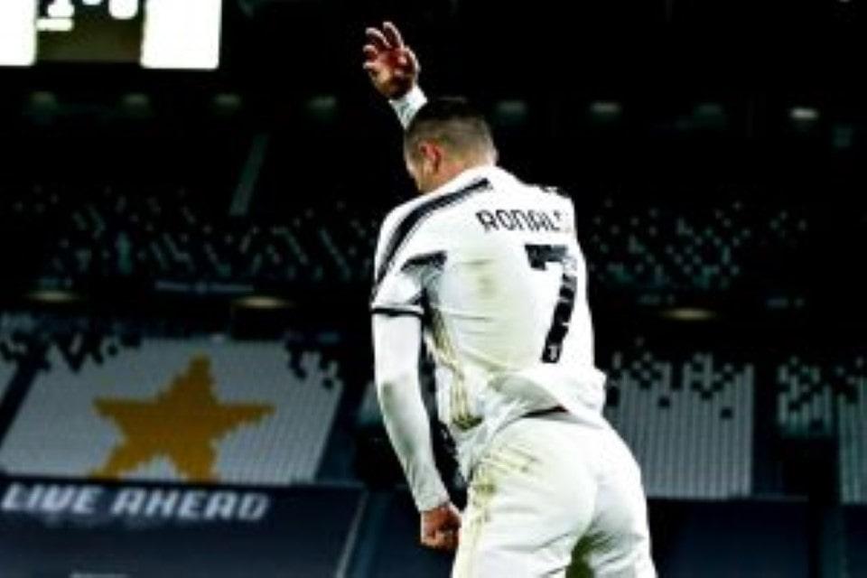 Cristiano Ronaldo faz hat-trick em 32 minutos.
