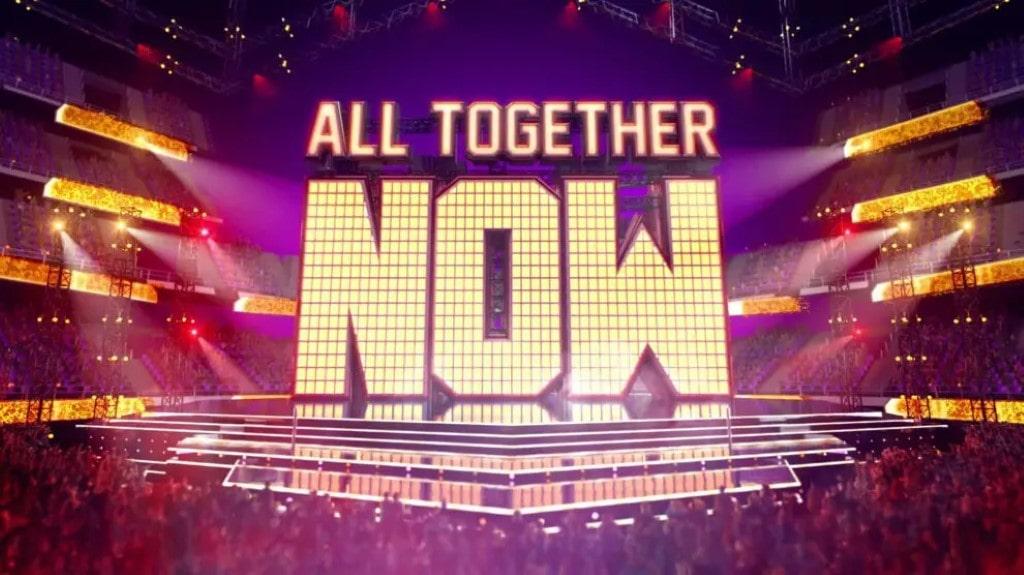 vencedora do All Together Now