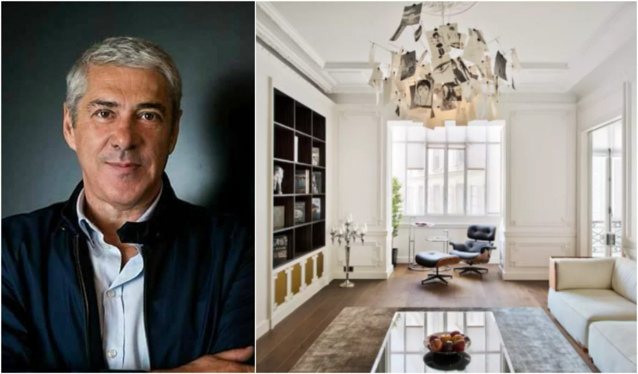 Fotos mostram luxo apartamento Sócrates Paris
