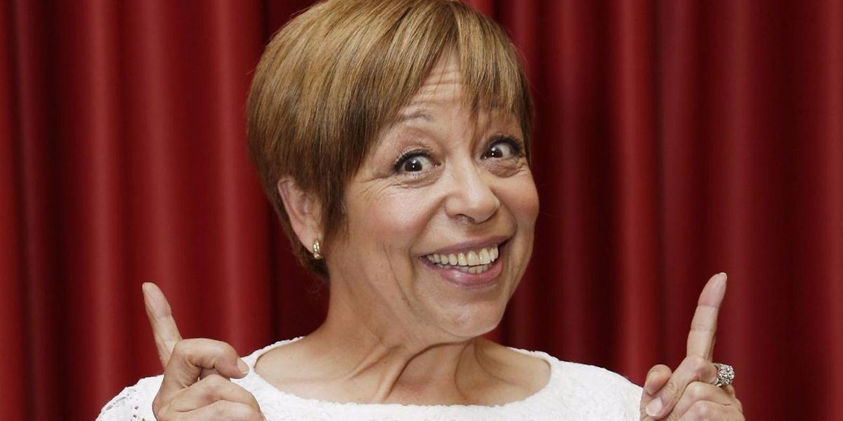 """Maria Vieira afirma que SIC é """"LIXO""""."""