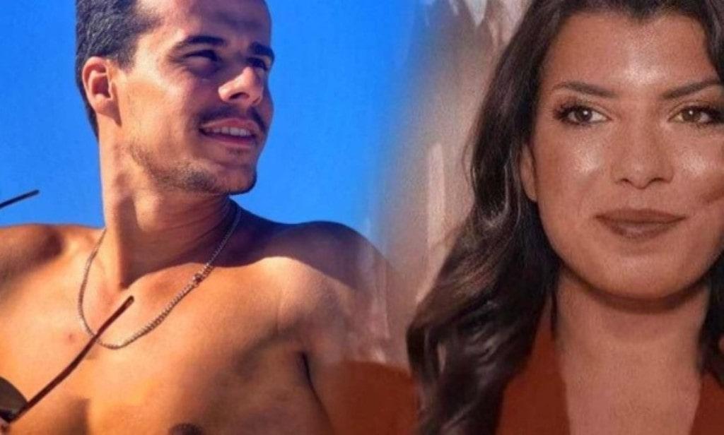 Sofia e Pedro Alves apaixonados