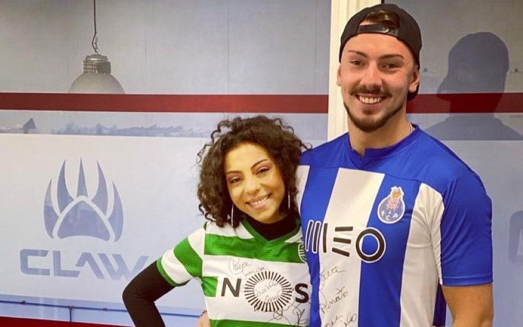 Jéssica e Renato reaparecem juntos