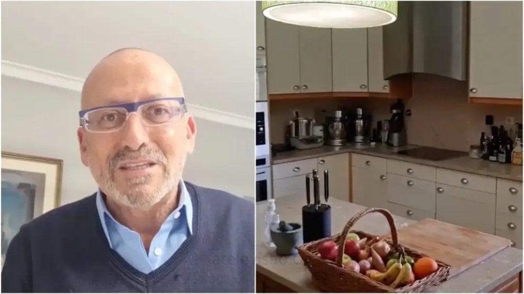 Goucha dá conhecer nova cozinha!