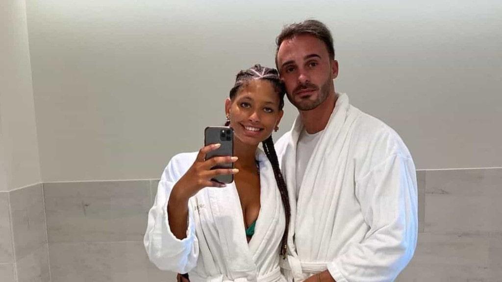 Daniel Guerreiro e Soraia do Big Brother