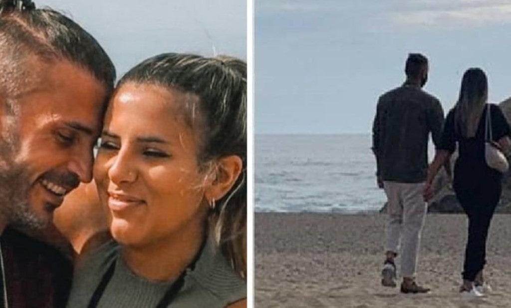 Bruno Savate e Joana reataram relação
