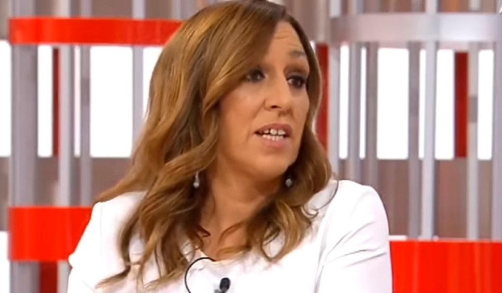 Ana Leal caminho da CMTV.