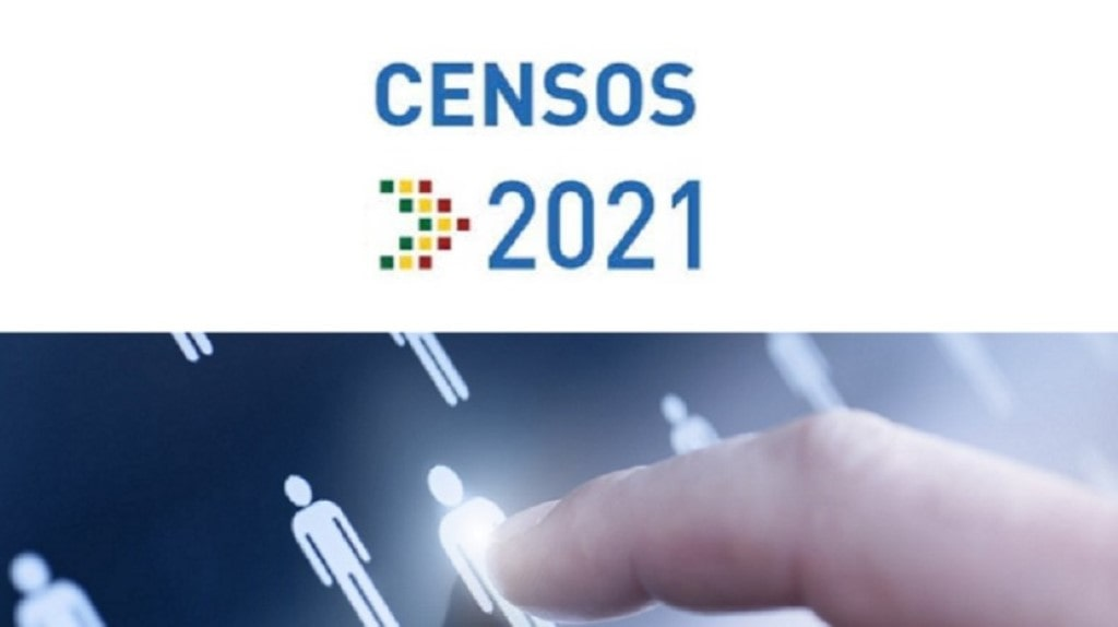 Dados dos Censos de 6 milhões de portugueses