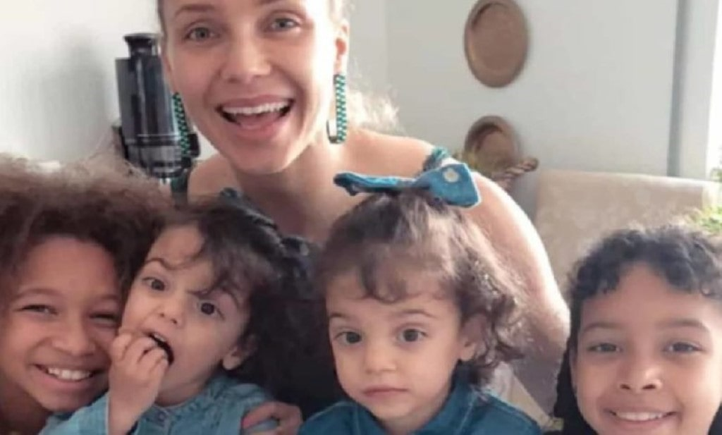 Luciana Abreu faz vídeo