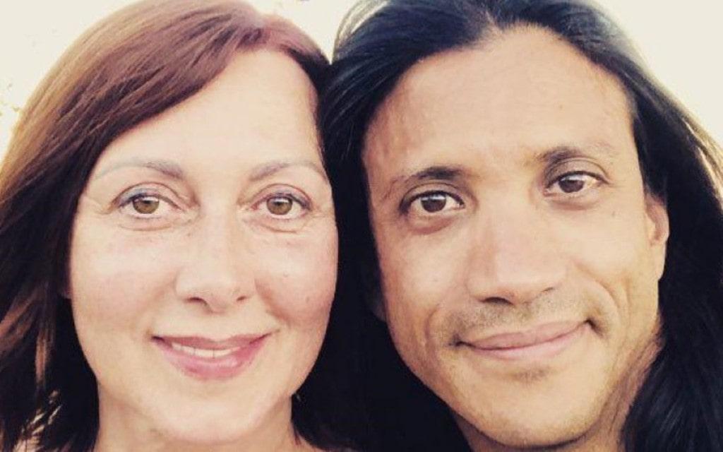 Marido de Maria João Abreu faz dedicatória de amor