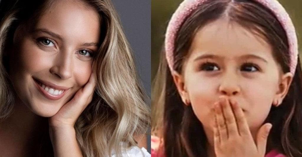 filha de Mickael Carreira