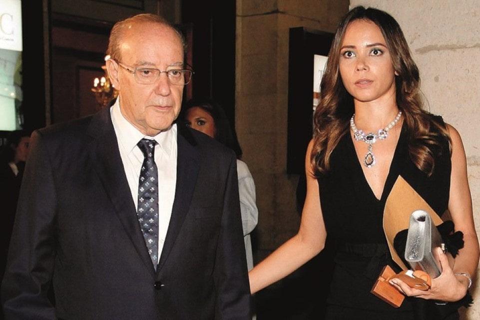 Fernanda reata relação com Pinto da Costa.