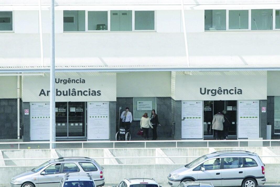 Uma médica sofreu uma agressão por parte de um utente, no Hospital Beatriz Ângelo. Ela encontrava-se no serviço de urgência
